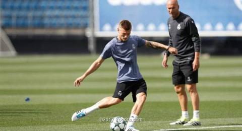 كروس: هذه  أسباب تطور ريال مدريد مع زيدان