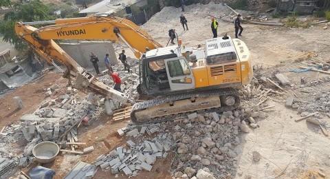المصادقة على تسريع هدم منازل المواطنين العرب في البلاد