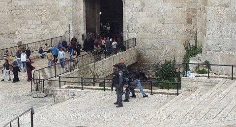 خلال شهر آذار : 160 حالة إعتقال في صفوف المقدسيين