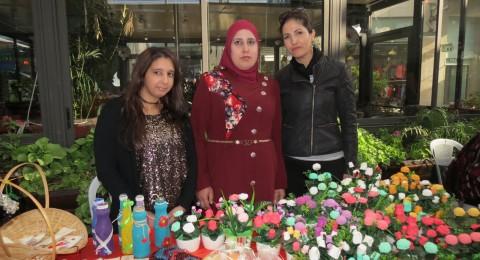 ذوو التحديات ومشاركتهم في يوم الاعمال الخيرية