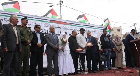 انطلاق فعاليات إحياء ذكرى مجزرة مخيم جنين