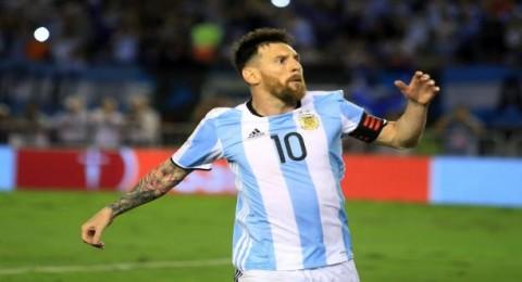 السلطات الأرجنتينية تتجسس على ليونيل ميسي