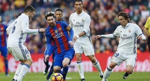 8 مواجهات لريال مدريد وبرشلونة تحسم بطل الليغا
