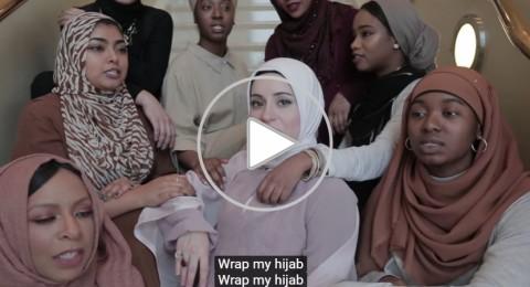 مسلمة إمريكية- سورية تواجه الإسلاموفوبيا بالأغنية
