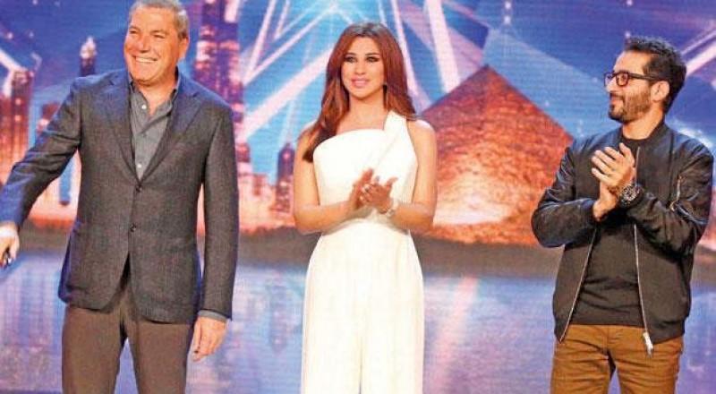 هذه أجور لجنة تحكيم Arabs got talent