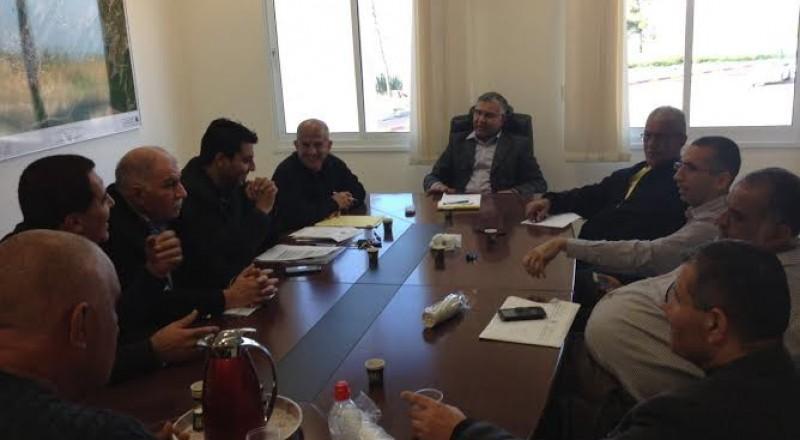 بستان المرج يصادق على ميزانية 2017 .. 43 مليون شيكل