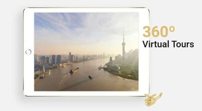 تطبيق يأخذك في جولة افتراضية حول أجمل مدن العالم