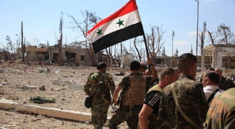 الجيش السوري يستعيد السيطرة على بلدة معردس بريف حماة الشمالي