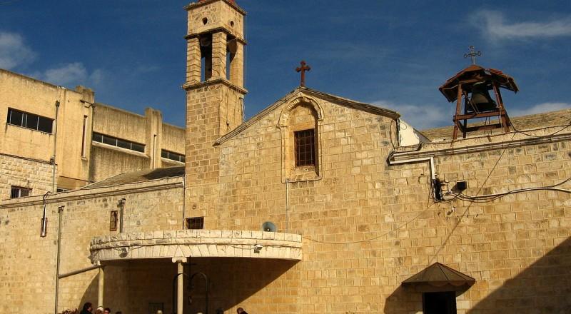 الناصرة تحتفل غدا الجمعة بعيد البشارة للروم الأرثوذكس