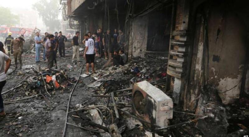 شهداء وجرحى بتفجير في الإسكندرية وسط العراق
