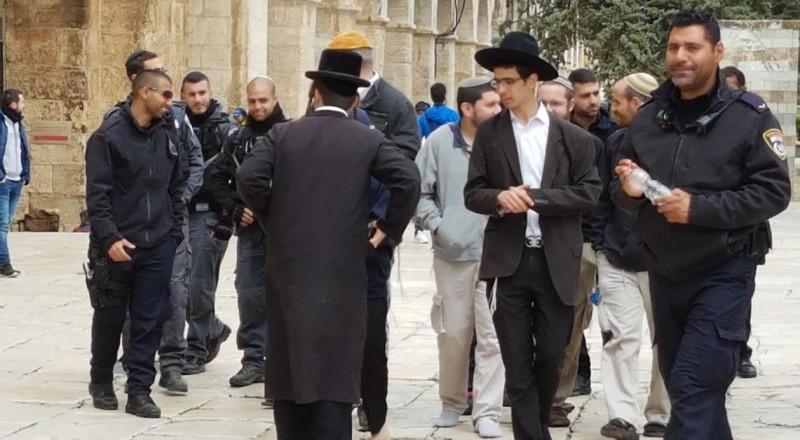 الهيئة الإسلامية المسيحية تحذر من دعوات علنية لاقتحام الأقصى وتهويده