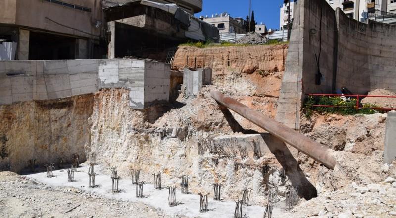 رئيس بلدية الناصرة يحيي مشروعًا مجمدًا من المشروع المجمد منذ 30 عامًا