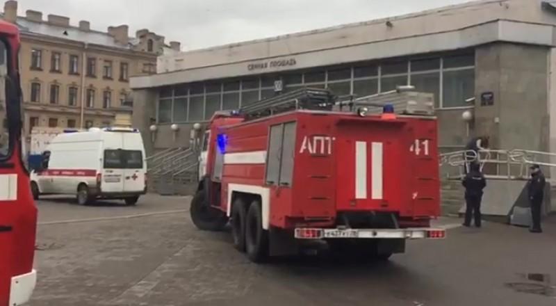 حصيلة تفجير سان بطرسبورغ: 14 قتيلا و51 جريحا