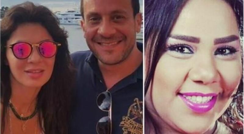 مشاجرة بين شيماء سيف ونجلاء بدر بسبب زوج الأخيرة