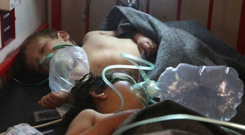 """تركيا تطلب مشاركة منظمات دولية بتشريح جثة أحد ضحايا """"خان شيخون"""""""