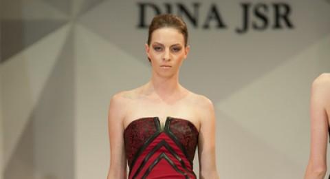 عرض أزياء المصممة دينا جسر ضمن فعاليات فاشن فوروارد