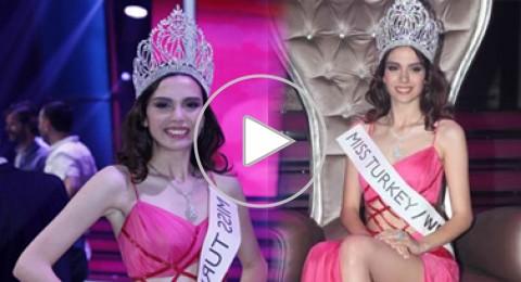 تتويج ملكة جمال تركيا 2013 رغم تظاهرات اسطنبول