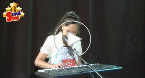 Scool star: ريم هريش تعزف سهر الليالي