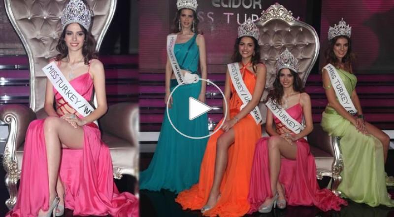 ملكة جمال تركيا 2013
