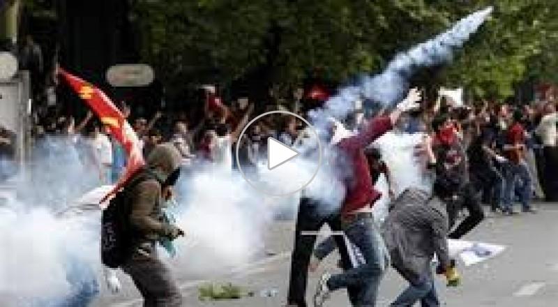 مقتل متظاهرين وإصابة نحو 1700 في احتجاجات تركيا.. والاتحاد الأوروبي يعرب عن