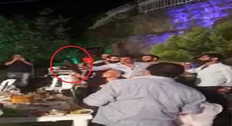 إطلاق نار بسلاح رشاش يحول حفل زفاف في لبنان إلى كارثة !