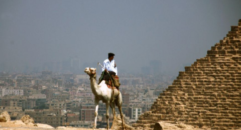 نهضة سياحية كبرى في مصر