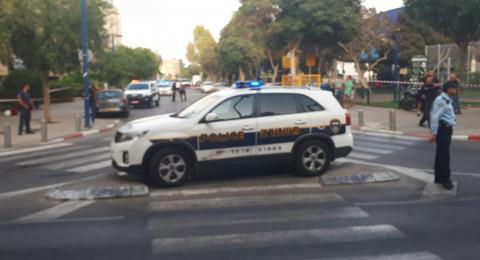 يافا تل ابيب: انفجار قوي واصابة سائق دراجة نارية بصورة بالغة