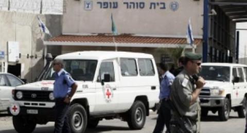 تفاقم الوضع الصحي لعدد من الأسرى في عدة سجون إسرائيلية