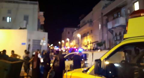 عملية إطلاق نار في شارع ييفت بيافا وأنباء عن وجود إصابات