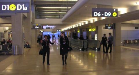 الاكتظاظ في مطار