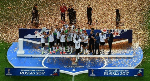 نهائي كأس القارات: صغار ألمانيا ينتصروا بهدف نظيف على حساب تشيلي