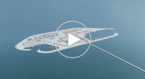 حلم إسرائيلي لبناء منطقة سياحية قبالة سواحل غزة