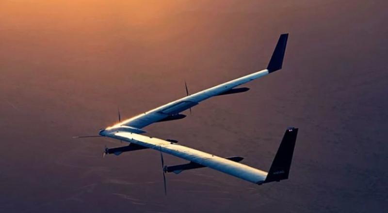 فيسبوك تختبر طائرة بلا طيار لنشر الإنترنت في المناطق النائية