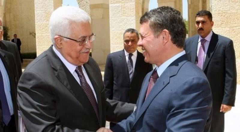تنسيق أردني فلسطيني لتهيئة الأجواء لاستئناف مفاوضات التسوية