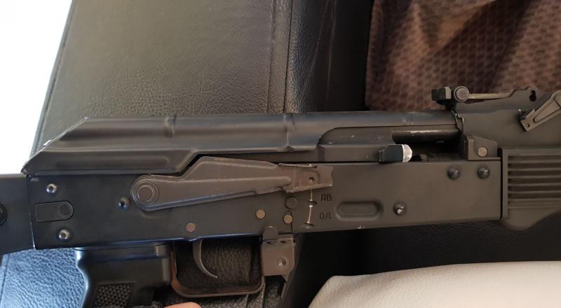 صور باهر: ضبط سلاح واعتقال مشتبه