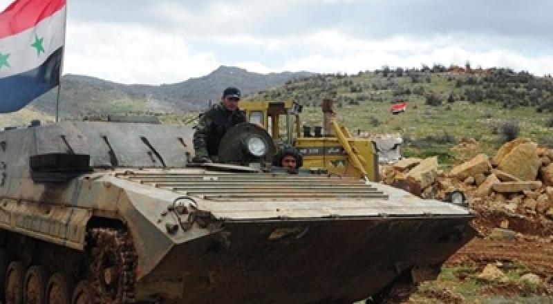 الجيش السوري يعلن وقف الأعمال القتالية بدرعا والقنيطرة والسويداء