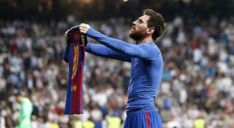 برشلونة يعلن تجديد عقد ميسي حتى 2021