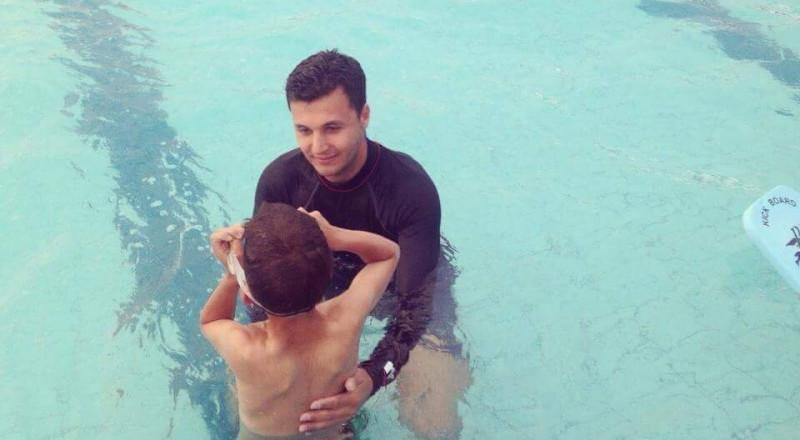 عن السباحة في طبريا وحالات الغرق بشكل عام .. المنقذ محاجنة يتحدث لـ
