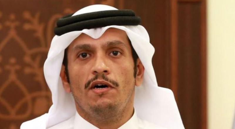 وزير خارجية قطر يرد على نظيره الإماراتي .. وهذه بنود ردّ قطر