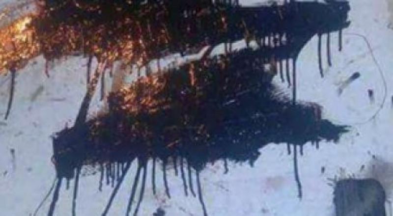 مجهولون يعتدون على نصب الشهيد خالد نزال في برقين غرب جنين فجرا