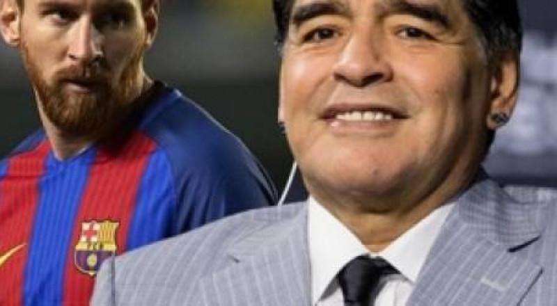 مارادونا يعلق على عدم دعوته لحضور زفاف ميسي