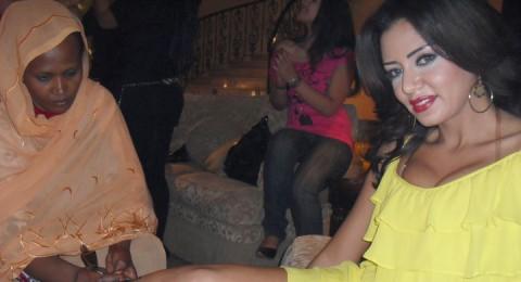 رانيا يوسف ترد: أنا لست ممثلة إغراء