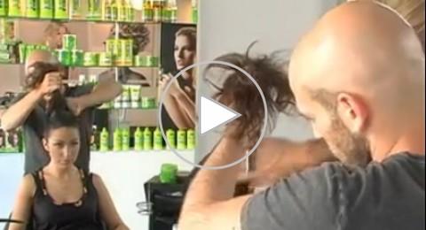 اصنعيه بنفسك: مظهر الشعر المشدود