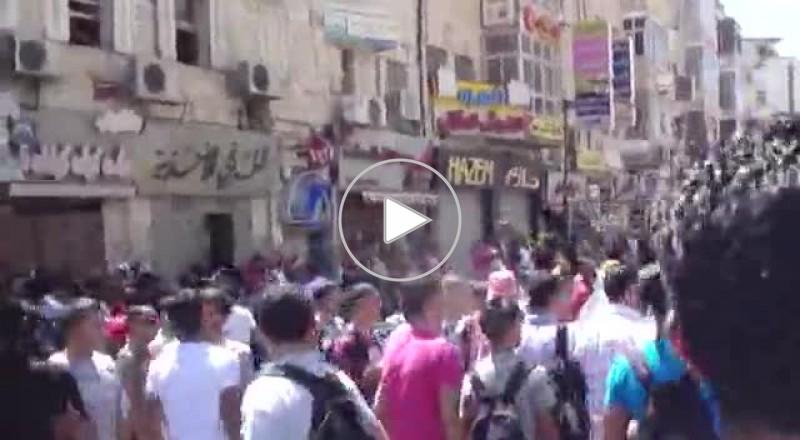 غليان غير مسبوق في مدن الضفة احتجاجا على الغلاء ومظاهر الفلتان الأمني تعود