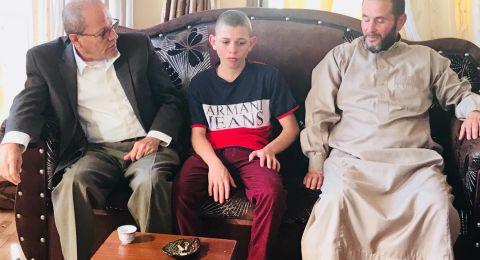 اللواء أبو بكر: الطفل الفلسطيني حسان التميمي ضحية جريمة طبية ارتكبت بحقه في معتقل