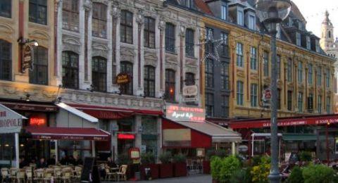مدينة ليل الفرنسية تستقبل أكبر سوق شعبي في أوروبا لتخفيضات الأسعار