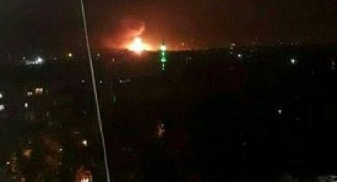 مصدر عسكري سوري ينفي تعرّض مطار المزة لأي عدوان إسرائيلي