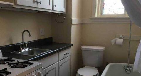 صور: شقة بمطبخ ومرحاض