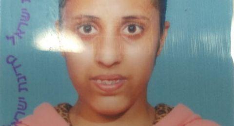 العثور على  الشابة ساجر ابو غانم من الرملة