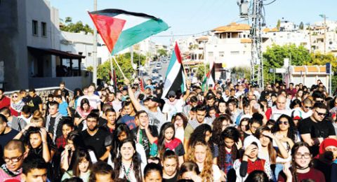 المتابعة تواصل التصدي لقانون القومية وتستعد لاحياء ذكرى هبة القدس والاقصى